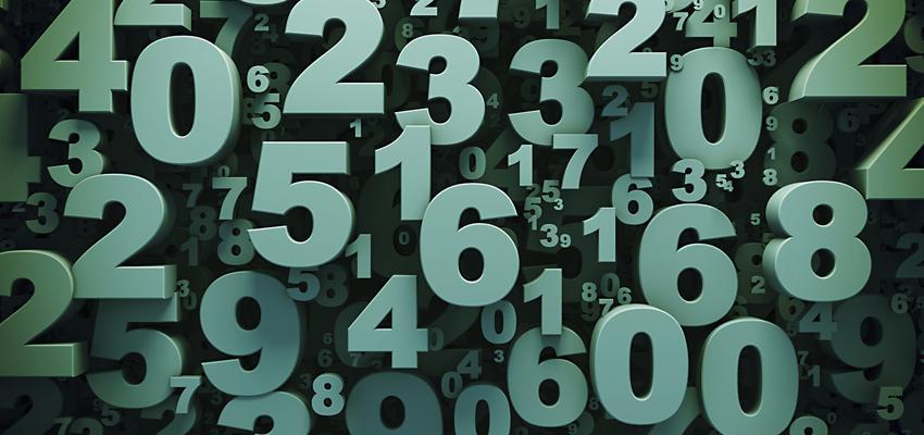 Conozca sus números de la suerte | WeMystic