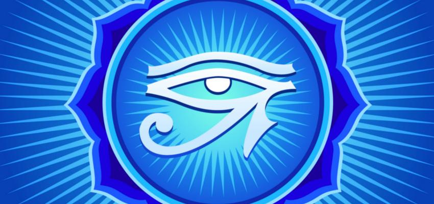Ojo de Horus o Udyat, amuleto poderoso