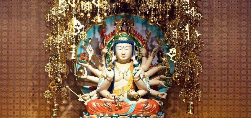 Kwan Yin, la diosa de la compasión y la misericordia