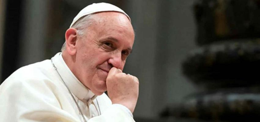 La oración de los 5 dedos del Papa Francisco