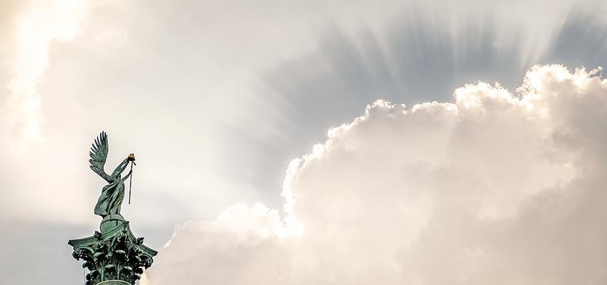 """Pahali, """"Dios redentor""""- Descubre más sobre el Ángel de Pahali"""