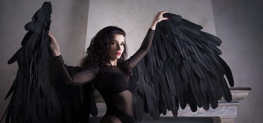Las plumas de los ángeles simbolizan amor y protección