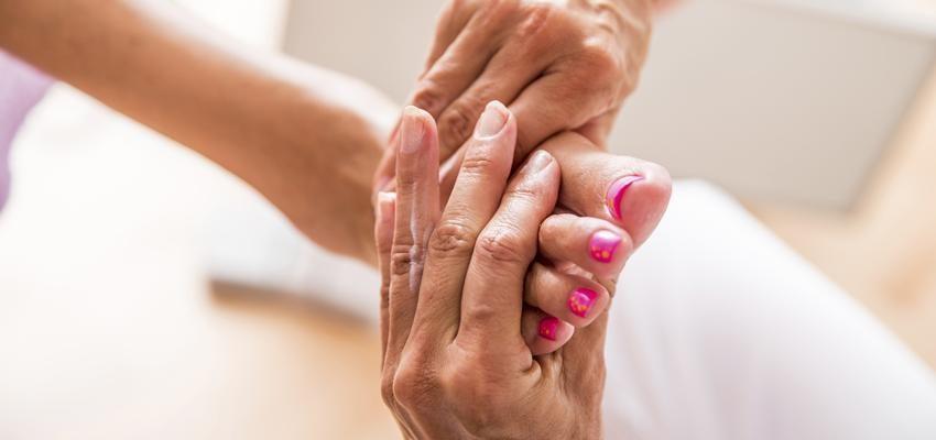 Cinco puntos de presión en los pies que mejoran tu salud