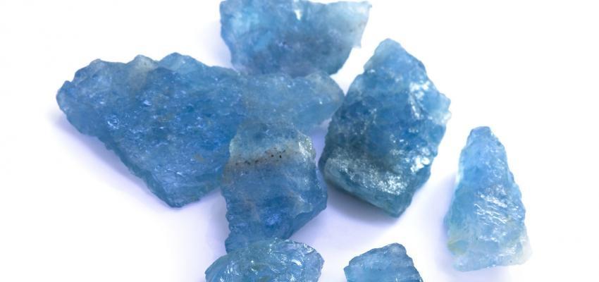 Aguamarina, la piedra de las habilidades psíquicas