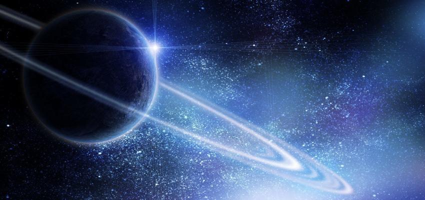 Saturno en las casas astrales, superando dificultades