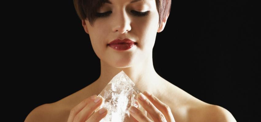 Recarga las energías de tus cristales y las tuyas