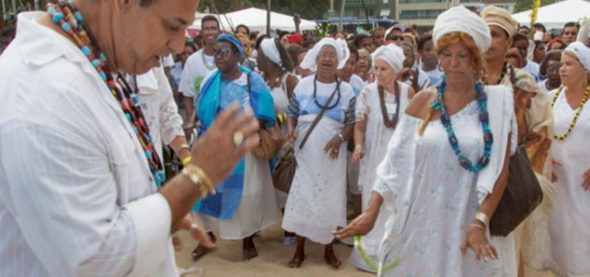 La religión Umbanda, sus corrientes y rituales