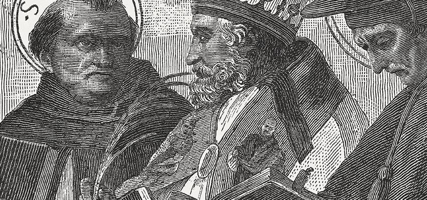 ¿Quién es Santo Tomás de Aquino?