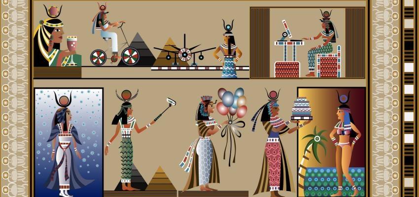 Hijos de Nout en el horóscopo egipcio. Conozca sus rasgos positivos y negativos.