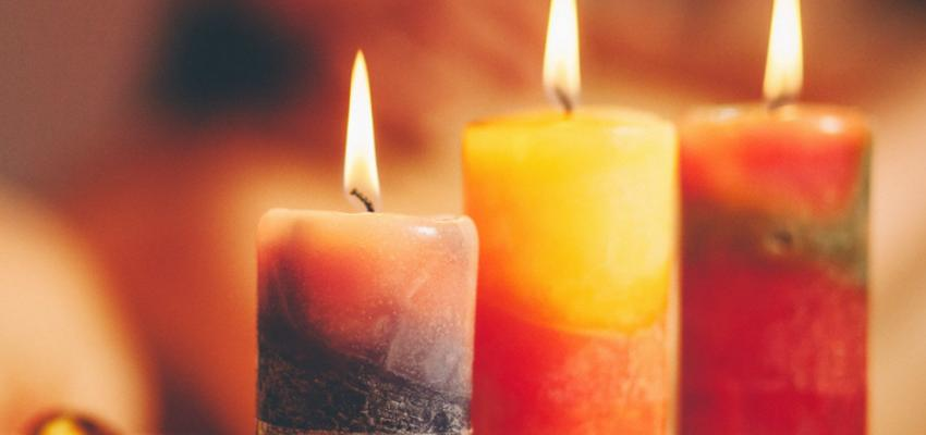 El significado de las velas