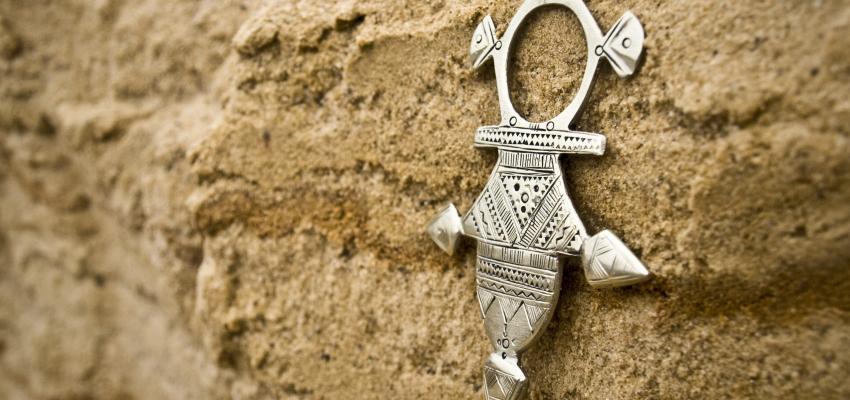Amuletos Poderosos: la Cruz de Tuareg