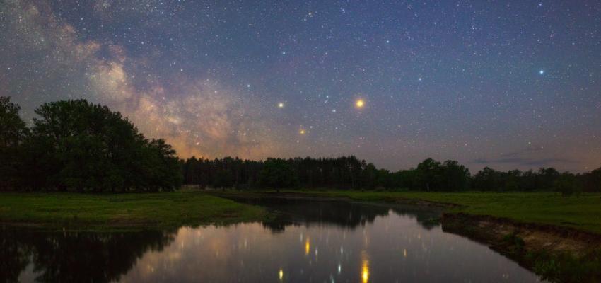Las Pléyades, la morada de los dioses en la constelación del Toro