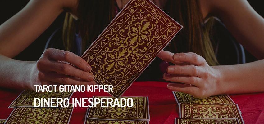 Dinero inesperado del Tarot Gitano Kipper