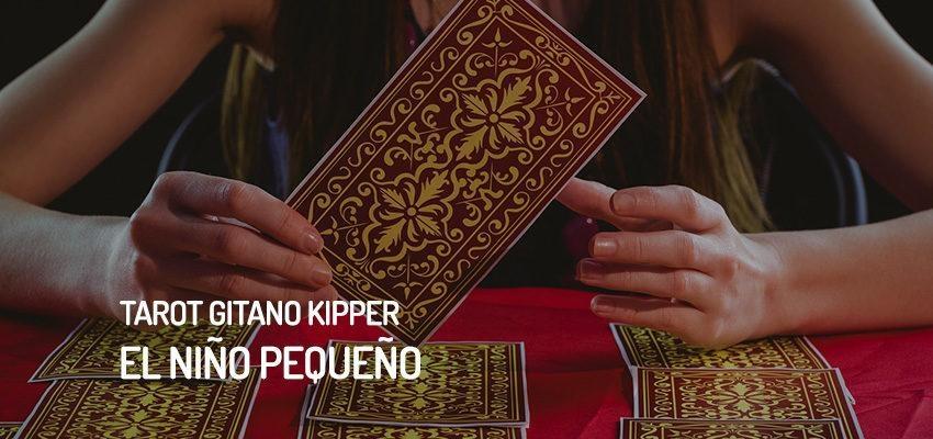 El niño pequeño del Tarot Gitano Kipper