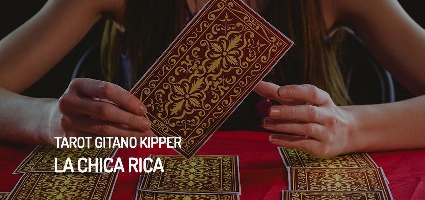 La chica rica del Tarot Gitano Kipper