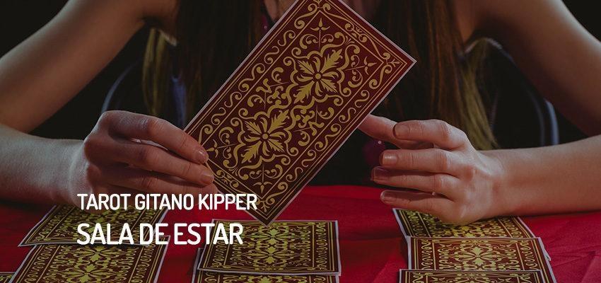 Sala de estar del Tarot Gitano Kipper