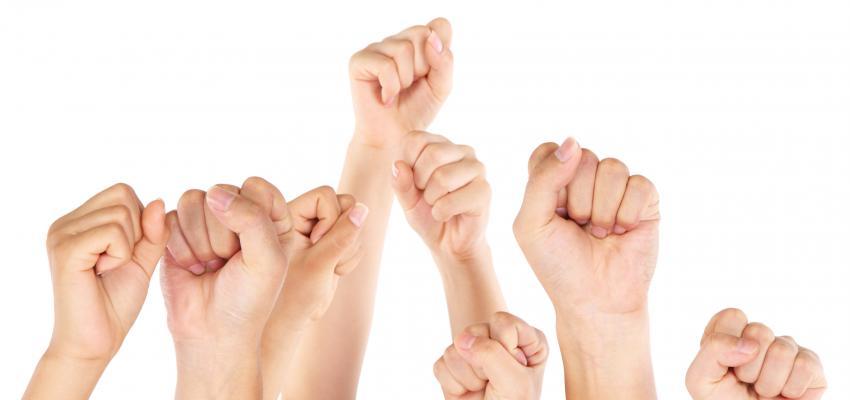 Test de personalidad ¿Cómo cierras la mano?