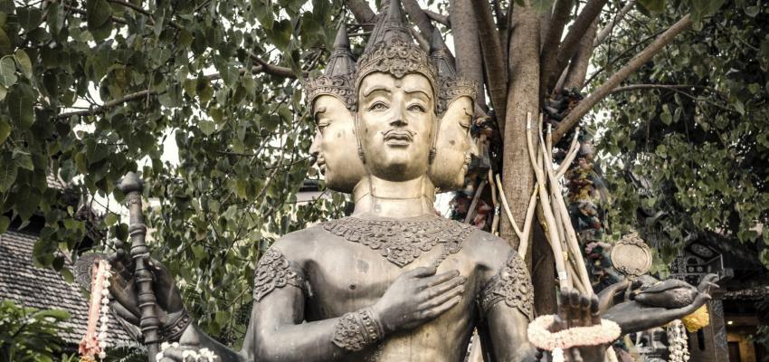 Avalokiteshvara: el Bodhisattva de la Compasión
