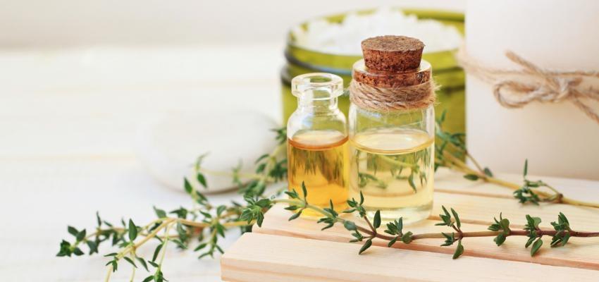 Aromaterapia con ruda y romero para la protección, prosperidad y equilibrio emocional