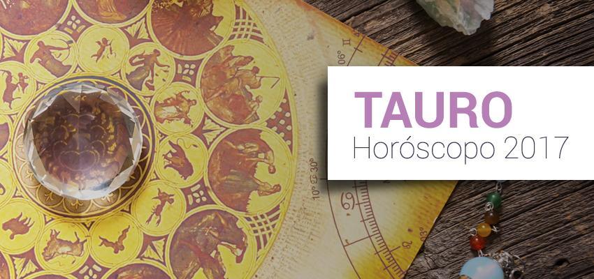 Horóscopo Anual 2017 - Tauro