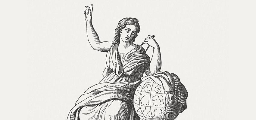 Urania: la musa de la Astronomía y la Astrología