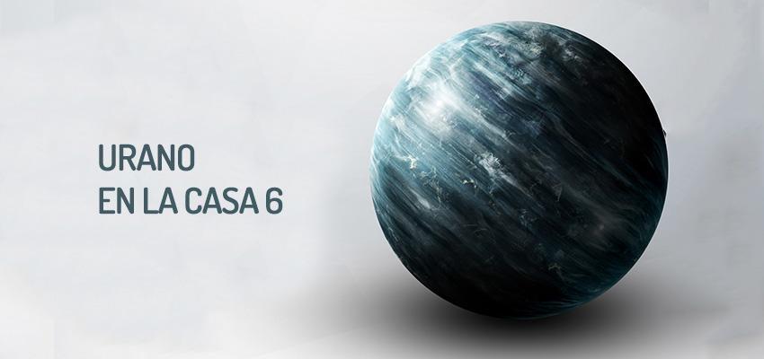 Urano en la casa 6, inestabilidad laboral por un carácter explosivo