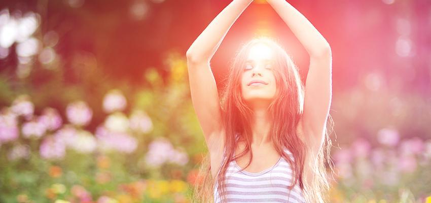 Ver y sentir el aura - Descubre los ejercicios para lograrlo