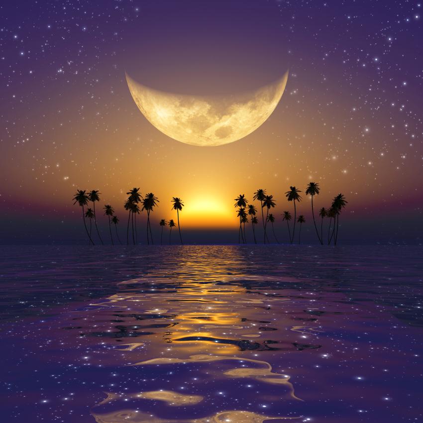 Calendario lunar conoce las fases de la luna en 2018 for Calendario lunar de hoy
