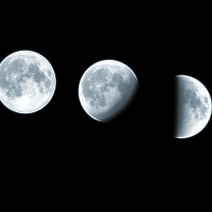 Fases de la luna en 2018 y c mo aprovechar su energ a for Cambios de luna 2017
