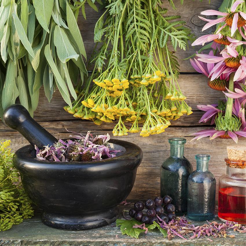 Atadito de hierbas para limpiar energ ticamente la casa - Aromatizantes naturales para la casa ...