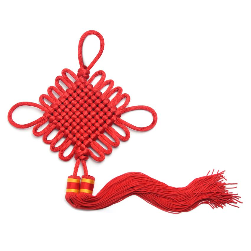 Nudo chino de la buena suerte el pan chang wemystic - Como se quita la mala suerte ...
