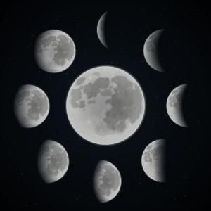 fase lunar de la fecha de nacimiento