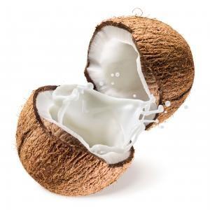 Conoce las propiedades de la leche de coco