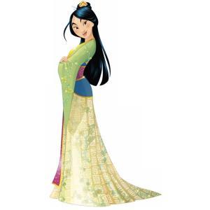 La princesa de Leo: Mulán