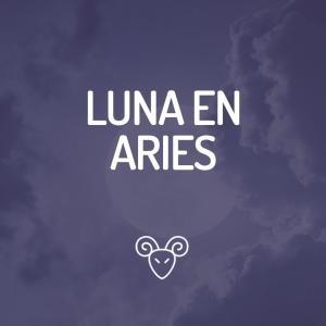 Signo Lunar - Luna en Aries