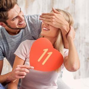 Numerología del Amor: Número 11