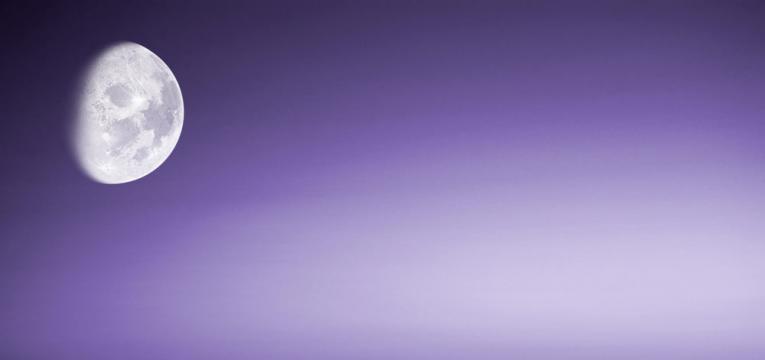 Luna Púrpura