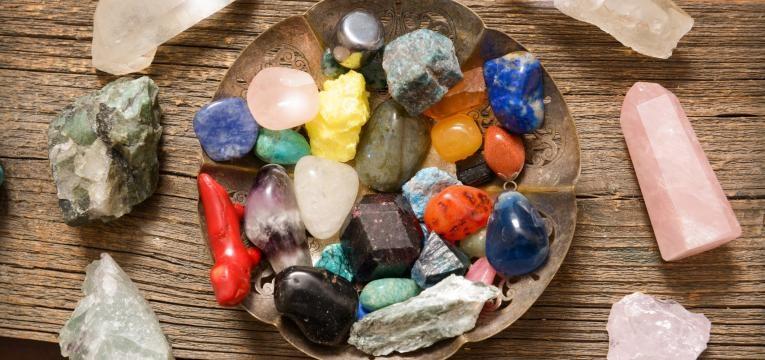 8 cristales para rituales de buena salud