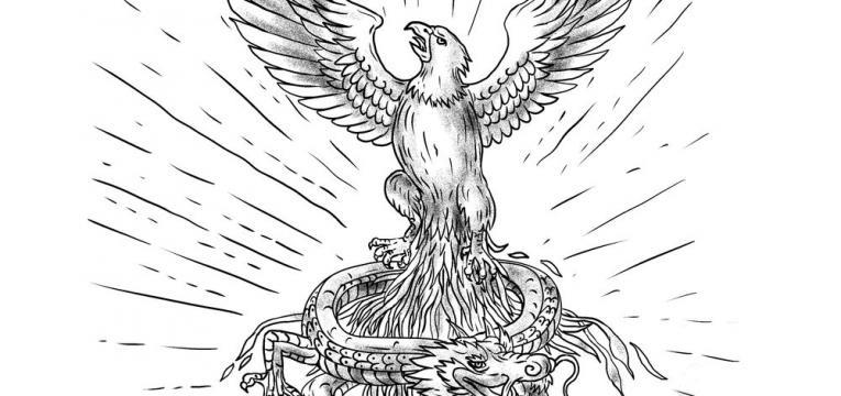 Fénix y el dragón