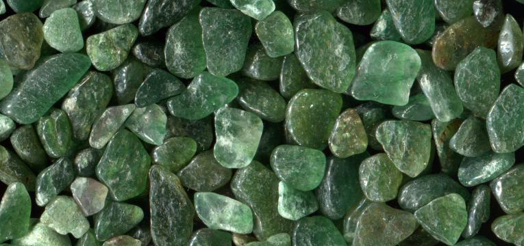 formas de los cristales