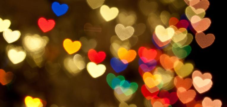 Las velas para el amor