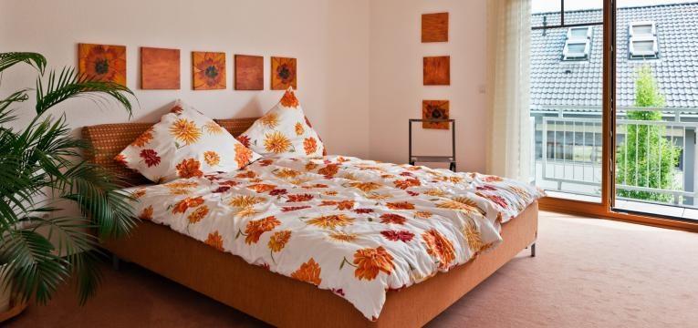 cama según el feng shui
