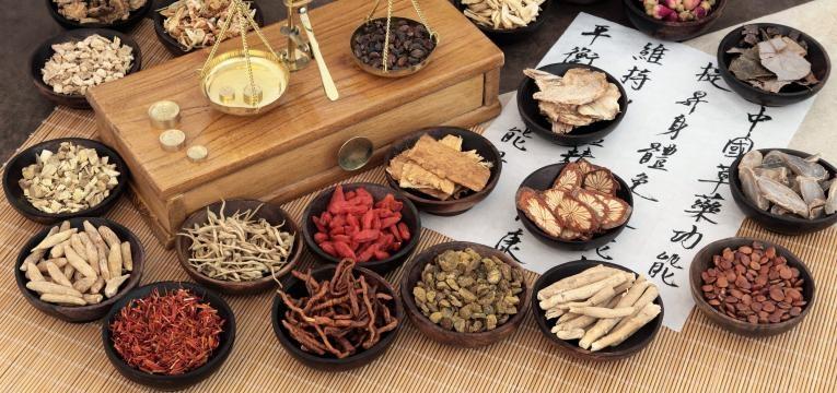 Prácticas de la Medicina China