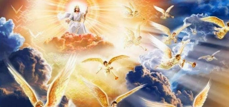 Clasificación de los ángeles en la angelología
