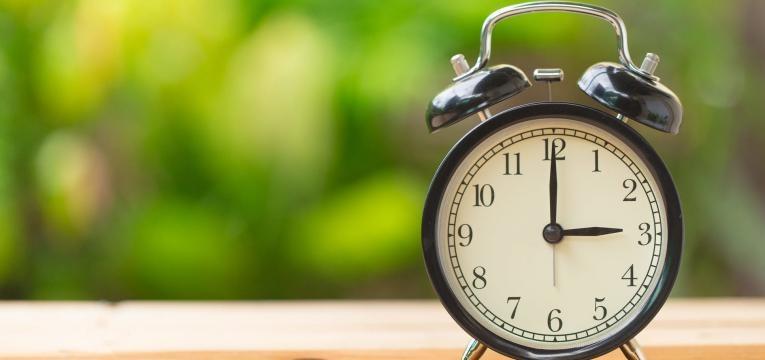 significado de las horas exactas