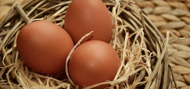 Cómo interpretar al limpiar con huevo