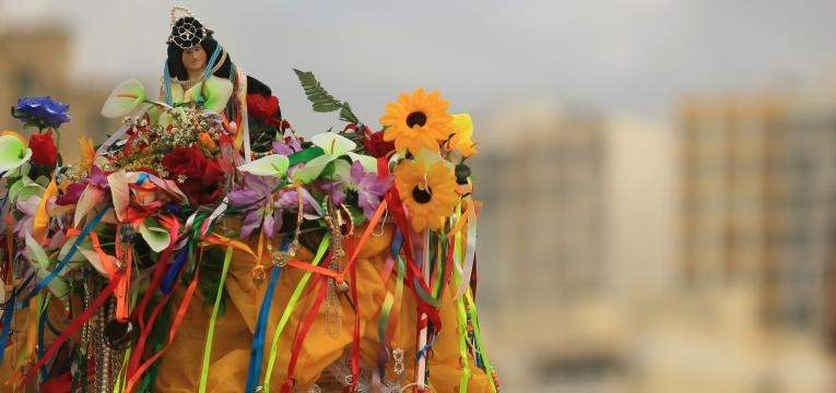 ¿Cómo son los rituales de Umbanda?