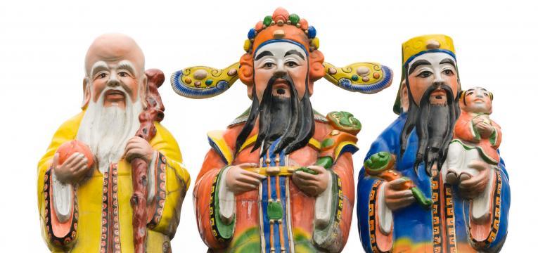 Los 3 Sabios Chinos