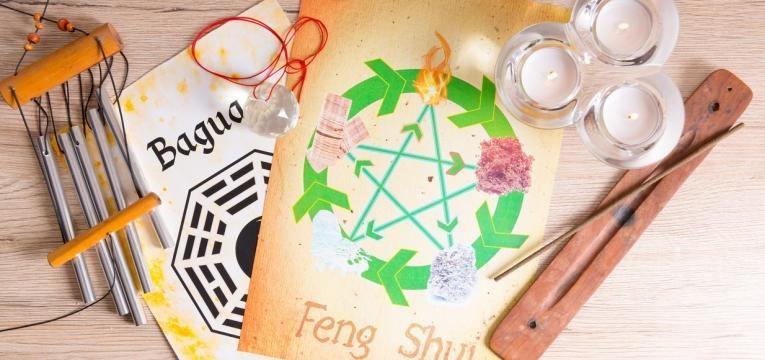 Amuletos del feng shui para 2018