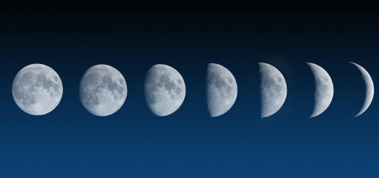 ¿Cuáles son los nombres de las lunas del año?